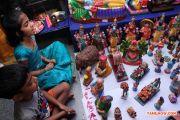 Prabhu At 4 Frame Golu Celebration