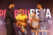 Function Prabhu Deva Studios Launch Latest Albums 9469