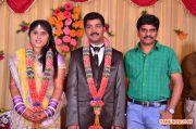 Pro Vp Mani Daughter Gayathri Wedding Reception