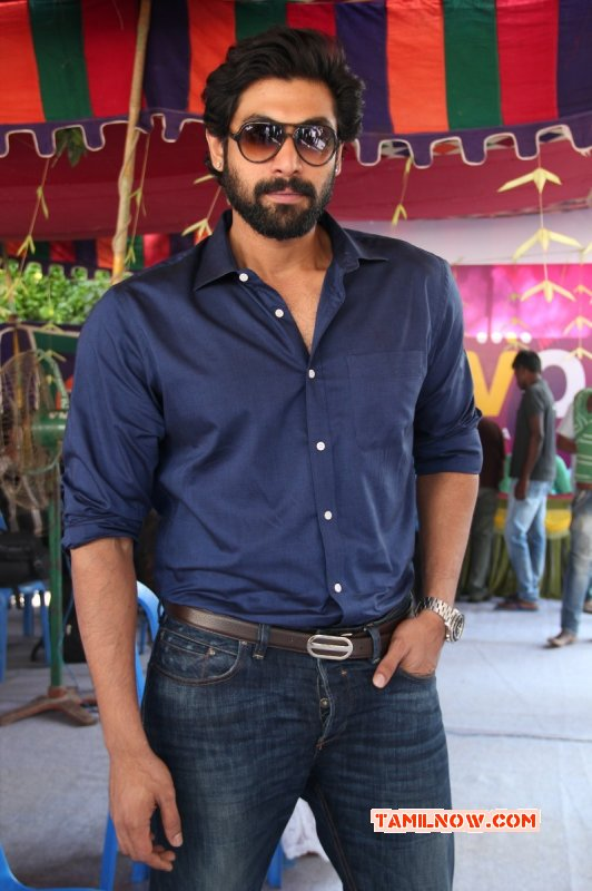 Latest Pic Rana Daggubati 480