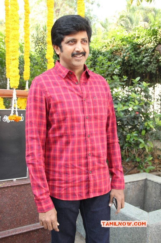 Pvp Production No 11 Movie Pooja Event Photo 6487