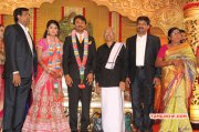 New Photos Raj Tv Md Daughter Marriage Reception Event 5509