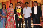 New Stills Raj Tv Md Daughter Marriage Reception 5848