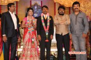 Raj Tv Md Daughter Marriage Reception Function New Image 3784