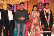 Raj Tv Md Daughter Marriage Reception Tamil Event 2014 Still 3386