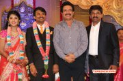 Recent Pic Raj Tv Md Daughter Marriage Reception Function 778