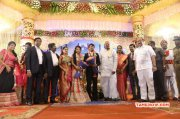 Recent Picture Event Raj Tv Md Daughter Marriage Reception 4863