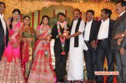 Tamil Event Raj Tv Md Daughter Marriage Reception 2014 Images 5942