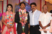 Tamil Event Raj Tv Md Daughter Marriage Reception Pic 6914