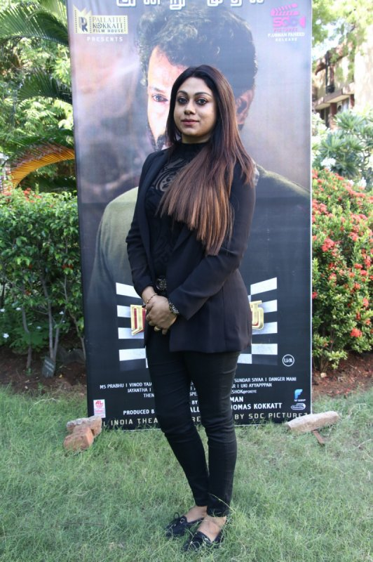 New Galleries Rajavukku Check Audio Launch Tamil Event 1404