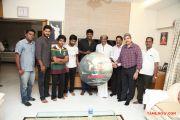 Rajinikanth Launches Naan Sigappu Manithan Audio Stills 1539