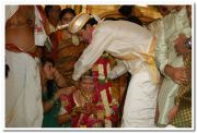 Rambha Marriage Photos 5
