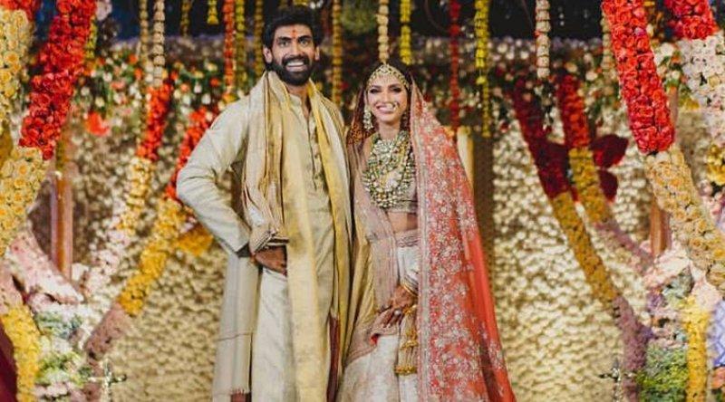 Rana Daggubati Miheeka Bajaj Wedding 2020 Pictures 4213