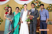 2014 Image Reporter Anupama Subramanian Son Wedding Reception Function 6521