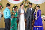 Event Reporter Anupama Subramanian Son Wedding Reception New Still 2726