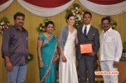 Function Reporter Anupama Subramanian Son Wedding Reception Nov 2014 Still 2120