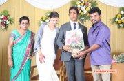 Latest Gallery Function Reporter Anupama Subramanian Son Wedding Reception 1315