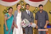 Reporter Anupama Subramanian Son Wedding Reception Nov 2014 Photo 7641