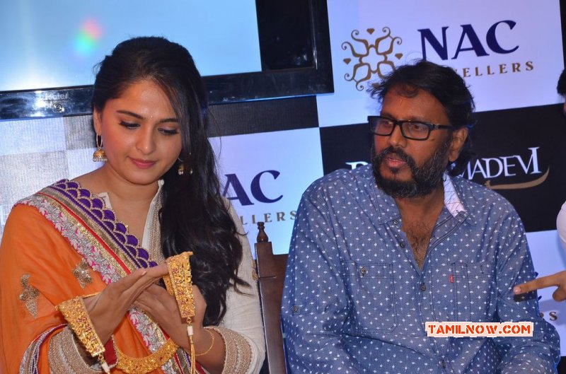 Rudhramadevi Jewellery Introduced At Nac Jewellery Picture 2562