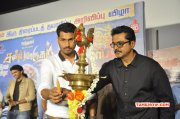 2014 Pics Sandamarutham Audio Launch Event 9154