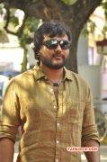 Bobby Simha At Sandamarutham Audio Launch 287