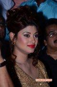 Function Actress Oviya At Sandamarutham Audio Launch 195