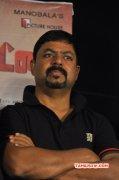 New Pic James Vasanthan At Sandamarutham Audio Launch 335