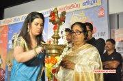 Tamil Movie Event Sandamarutham Audio Launch Recent Pics 9478
