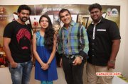 Sathuran Movie Team Interview Tamil Event Latest Pic 2555