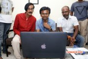 Jul 2017 Picture Tamil Event Sathuranka Vettai 2 Motion Poster Launch 4479