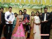 Gallery Shanthnu Keerthi Wedding Reception Tamil Movie Event 2734