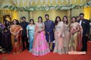 Shanthnu Keerthi Wedding Reception Event Recent Album 8483