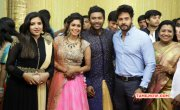 Shanthnu Keerthi Wedding Reception