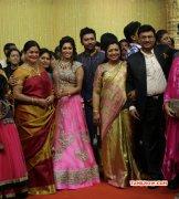 Tamil Event Shanthnu Keerthi Wedding Reception Aug 2015 Image 4350