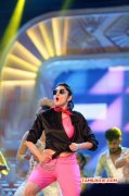 Pranitha Subhash Dance At Siima Awards 2016 26