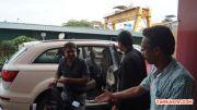 Soorya At Gokulam Park Kochi Stills 3343