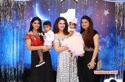 Recent Gallery Sridevi Vijaykumar Daughter Rupikaa 1st Birthday Tamil Movie Event 9066