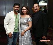 Sridevi Vijaykumar Daughter Rupikaa 1st Birthday Tamil Movie Event Latest Still 3769
