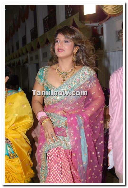Tamil Movies : Events : Sridevi wedding photos : Actress rambha