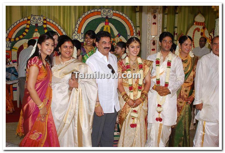 Sridevi Marriage Photo 3