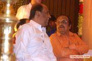 Stars At Ravi Raghavendra Daughter Wedding