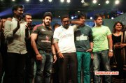 Album Stars Badminton League T Shirt Launch Tamil Function 8542