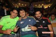 Stars Badminton League T Shirt Launch