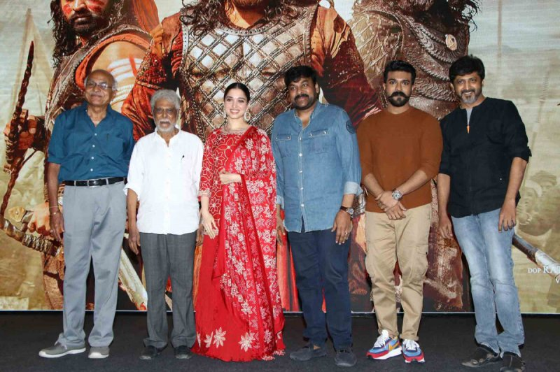 Tamil Movie Event Sye Raa Narasimha Reddy Pressmeet New Galleries 5409