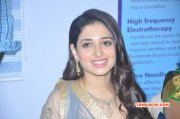 Tamanna Launches Vcare Beauty Clinic At Vijayawada