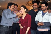 Tamannah Birthday At Thozha Sets