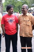 Function Thayin Madiyil Movie Launch Latest Picture 8503