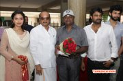 2015 Images Think Big Studios Production No 3 Pooja Tamil Movie Event 7284