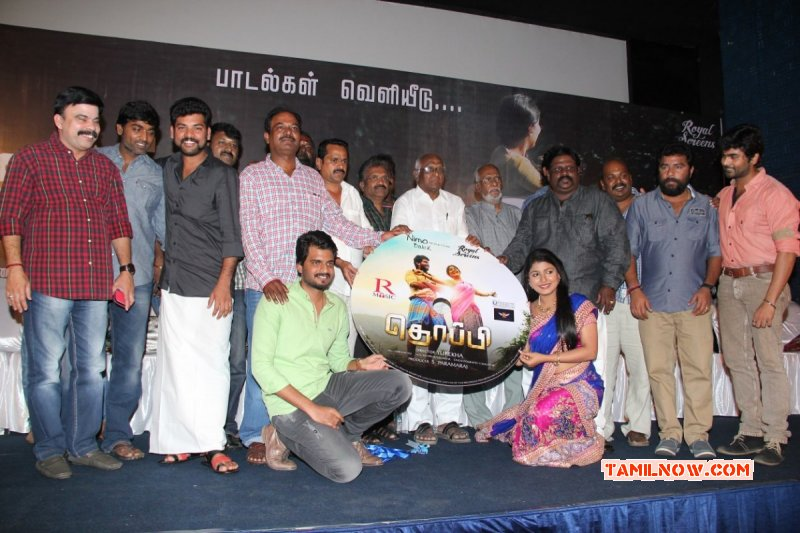 Image Tamil Event Thoppi Audio Launch 3672
