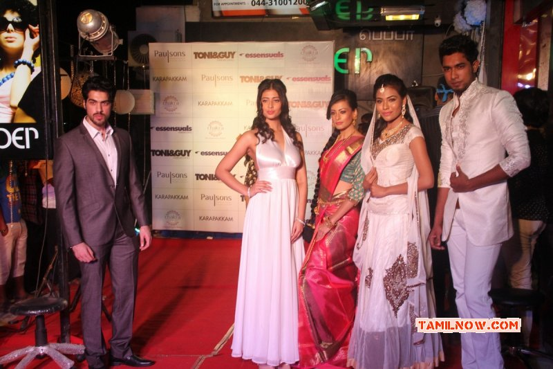 Tamil Function Toni Guy Essensuals Omr Launch 2015 Image 5755